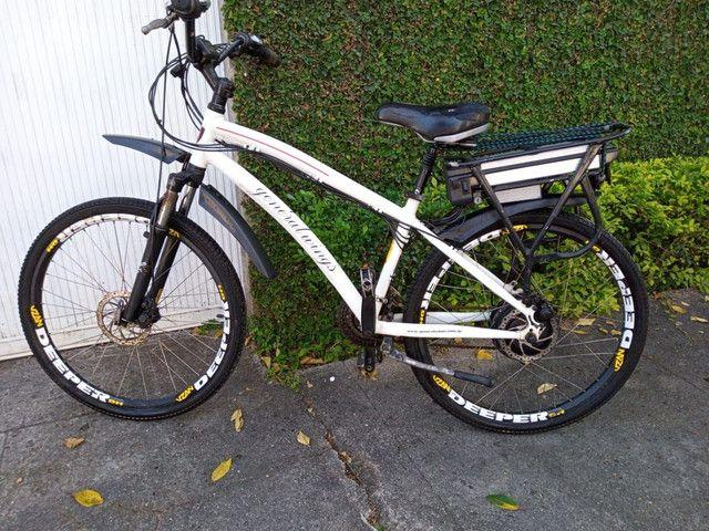 Bicicleta Elétrica General Wings
