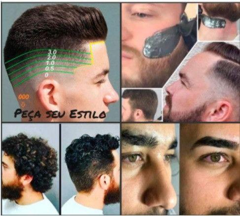 Barber Estético Disponível