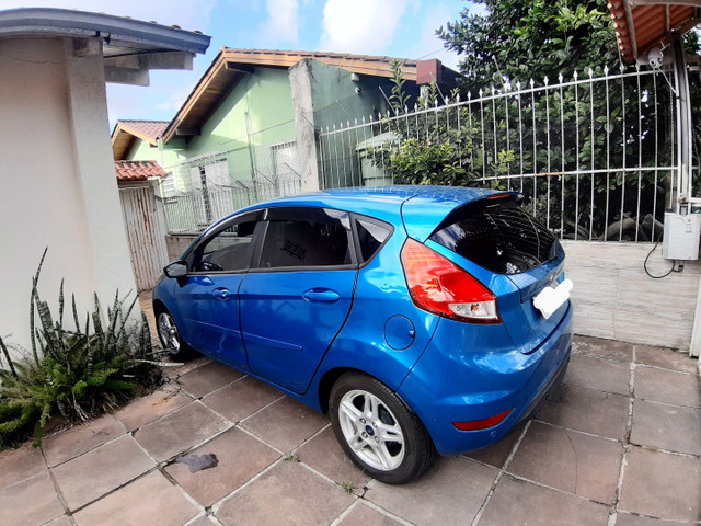 Ford Fiesta SEL 1.6 .2018 Automático  - Foto 5