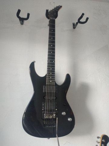 O F E R T A!!! Guitarra Giannini Trilogy anos 90. Aceito trocas e cartão de crédito