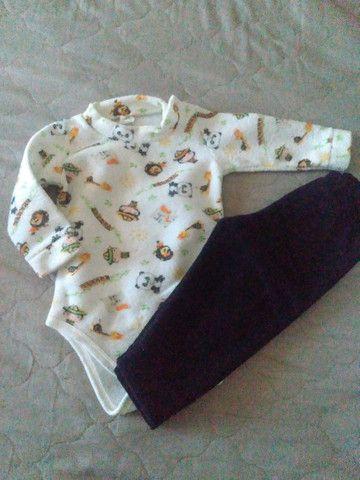 Lotinho bebê menino - Foto 3