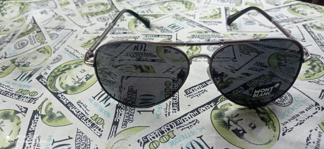 Óculos de sol Mont Blanc   - Foto 4