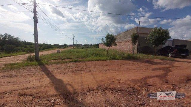 Terreno à venda, 420 m² por R$ 50.000 - Novo Horizonte - Patos/Paraíba - Foto 4