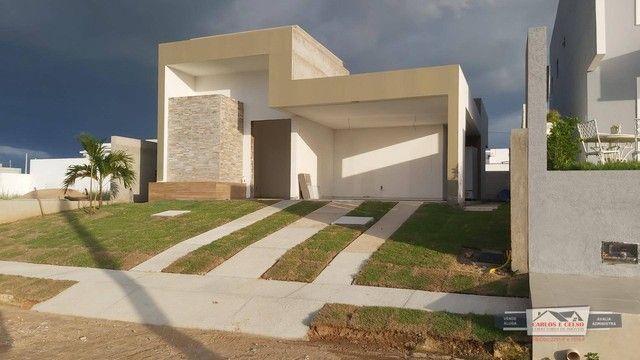 Casa com 3 dormitórios à venda, 185 m² por R$ 450.000,00 - Salgadinho - Patos/PB
