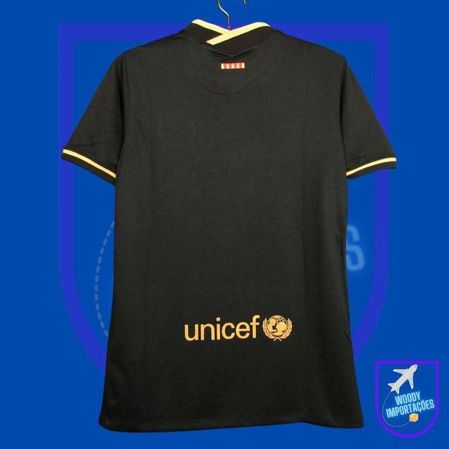 Camisa II Barcelona 2020/2021 - Foto 2