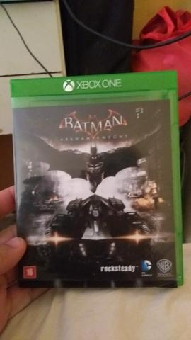 Jogo do batman xbox one