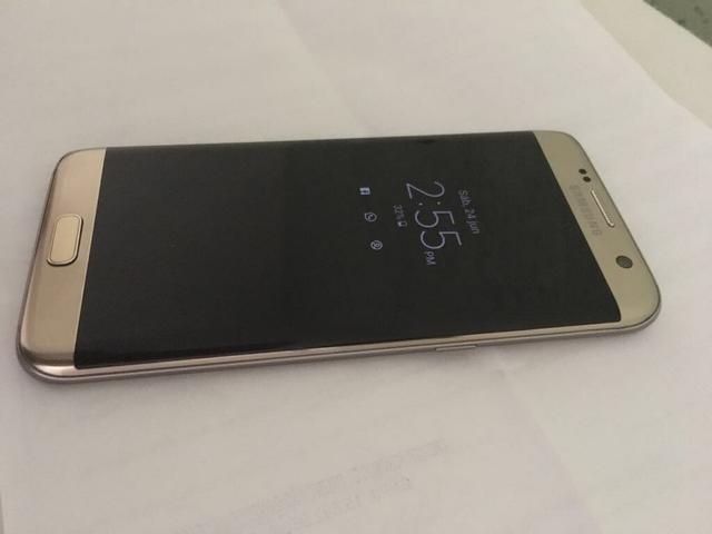 Galaxy s7 edge Gold