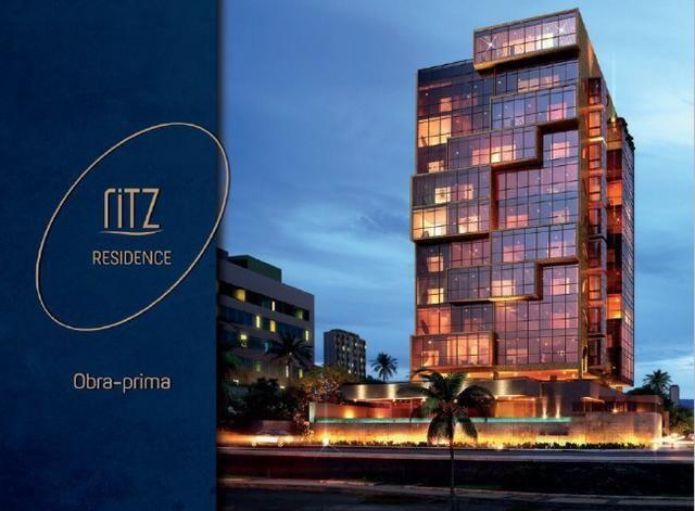 Apto Ritz Residence com 101 m² em Cruz das Almas, vizinho ao Hotel Ritz Suítes