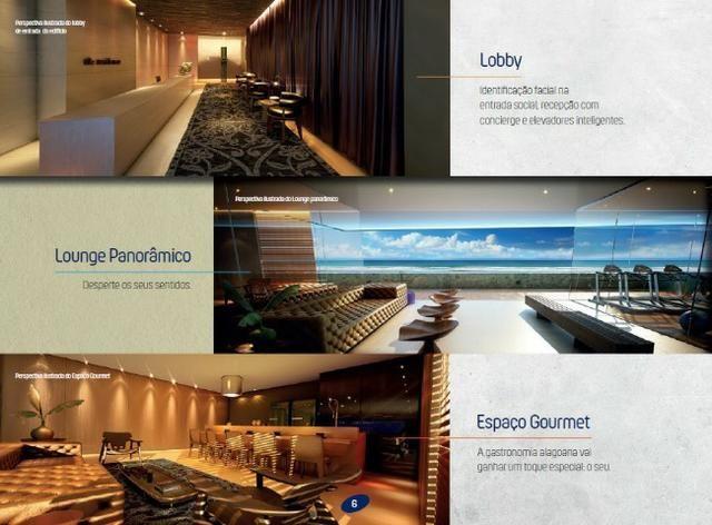 Apto Ritz Residence com 101 m² em Cruz das Almas, vizinho ao Hotel Ritz Suítes - Foto 7