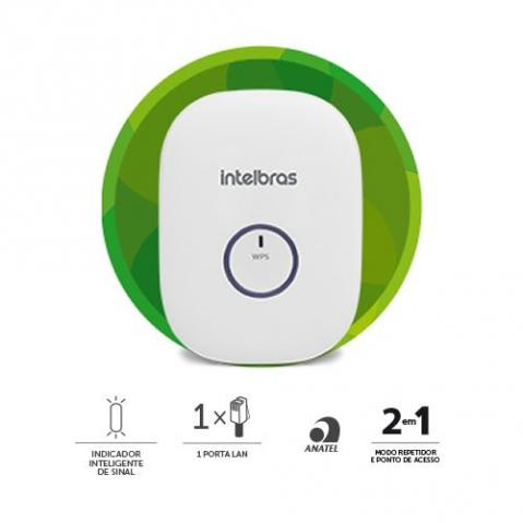 Repetidor Wireless 300mpbs Intelbras