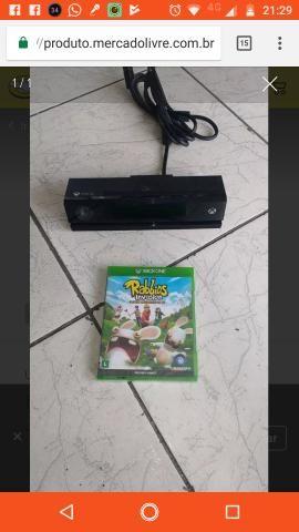 Kinect de Xbox one R$ 300,00