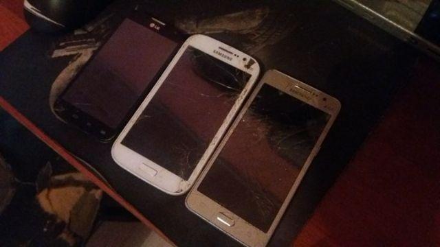 3 Smartpohone's