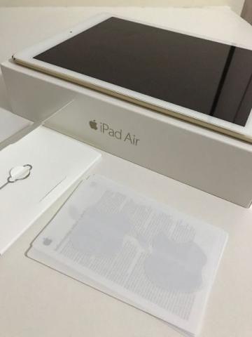 IPad Air 2 64GB Wi-Fi 4G Tela Retina 9.7