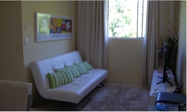 Cavalcanti - Bom Apartamento - 2 Quartos - Financiamos