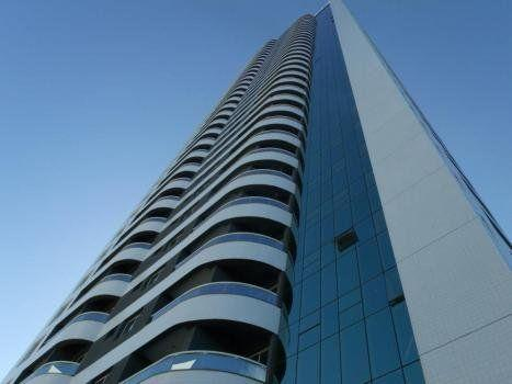 Apartamento Ponta Negra de 2 Quartos mobiliado com requinte e muito bom gosto BLUE OCEAN