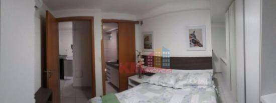 Aluga-se Apartamento Mobiliado no West Flat - KM IMÓVEIS