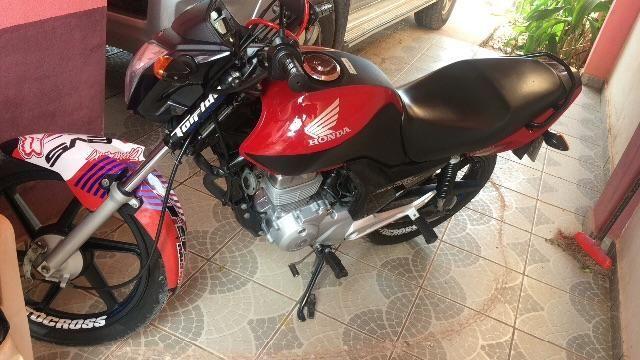 Honda Cg 150 Fan start
