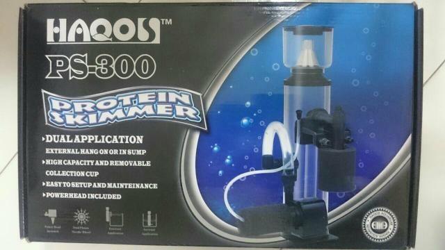 Filtro de aquário Skimmer PS-300