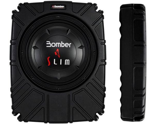 Caixa Selada Slim Bomber Passiva 8