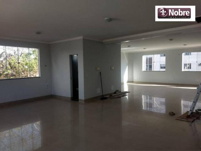 Sala para alugar, 187 m² por r$ 4.005,00/mês - plano diretor sul - palmas/to - Foto 6