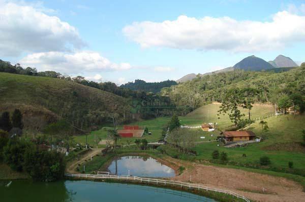 Sítio rural à venda, Colônia Alpina, Teresópolis. - Foto 20