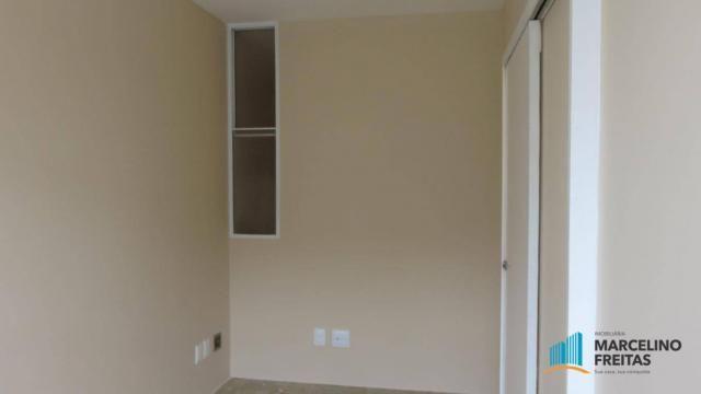 Casa com 1 dormitório para alugar, 38 m² por R$ 609,00/mês - Álvaro Weyne - Fortaleza/CE - Foto 5