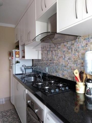 Apartamento à venda com 3 dormitórios em Vila marieta, Campinas cod:AP00758