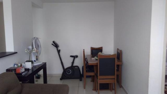 Apartamento com 2 dormitórios à venda, 45 m² por R$ 148.000 - Villa Branca - Jacareí/SP - Foto 4