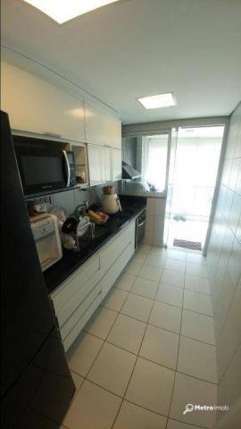 Apartamento com 2 dormitórios à venda, 74 m² por R$ 520.000,00 - Ponta da areia - São Luís - Foto 14