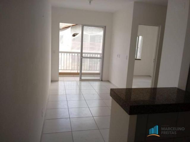 Apartamento residencial para locação, Prefeito José Walter, Fortaleza. - Foto 11