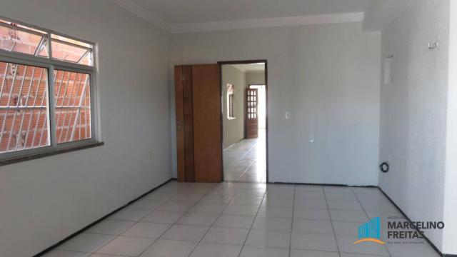 Casa com 2 dormitórios para alugar, 130 m² por R$ 1.109/mês - Quintino Cunha - Fortaleza/C - Foto 5