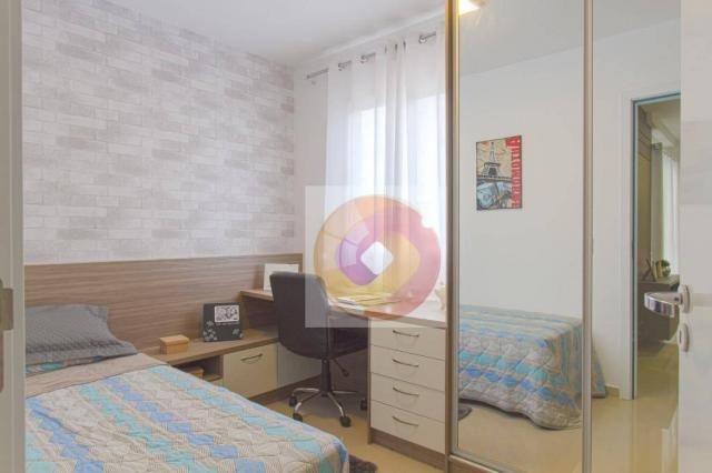 Apartamento com 2 dormitórios à venda, 52 m² por R$ 173.500 - Cidade Industrial - Curitiba - Foto 19