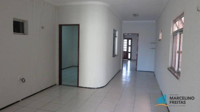 Casa com 2 dormitórios para alugar, 130 m² por R$ 1.109/mês - Quintino Cunha - Fortaleza/C - Foto 12