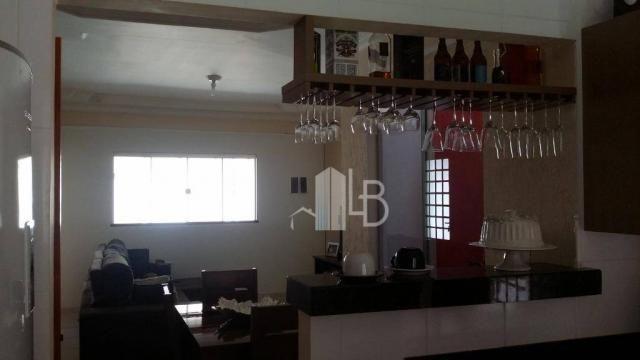 Casa com 3 dormitórios para alugar, 110 m² por R$ 1.600,00/mês - Jardim Holanda - Uberlând - Foto 17