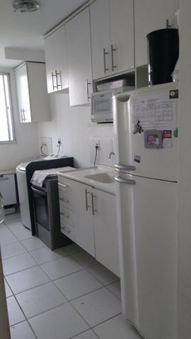 Apartamento com 2 dormitórios à venda, 45 m² por R$ 148.000 - Villa Branca - Jacareí/SP - Foto 2