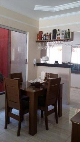 Casa com 3 dormitórios para alugar, 110 m² por R$ 1.600,00/mês - Jardim Holanda - Uberlând - Foto 11