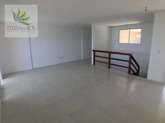 Cobertura duplex no Condomínio Ilhas do Parque no Cocó. - Foto 5