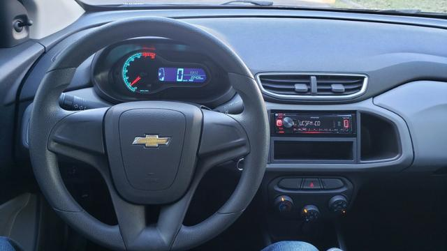Chevrolet Onix LS 1.0 - 23.000km - unica dona - 2016 - Foto 9