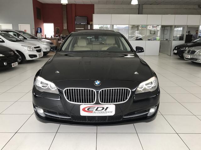 BMW 535i 3.0 Bi-Turbo 2011 Top de Linha - Foto 2