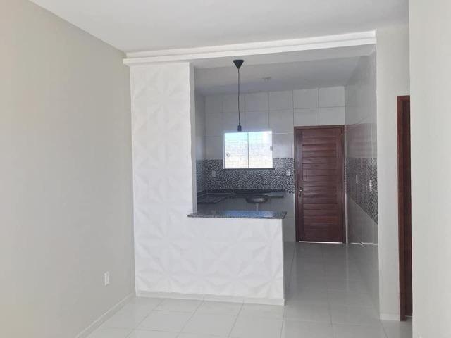 Vende-se Excelente Casa 2/4 no Nova Mossoró 3, Mossoró-RN. Loteamento Nova Mossoró - Foto 8