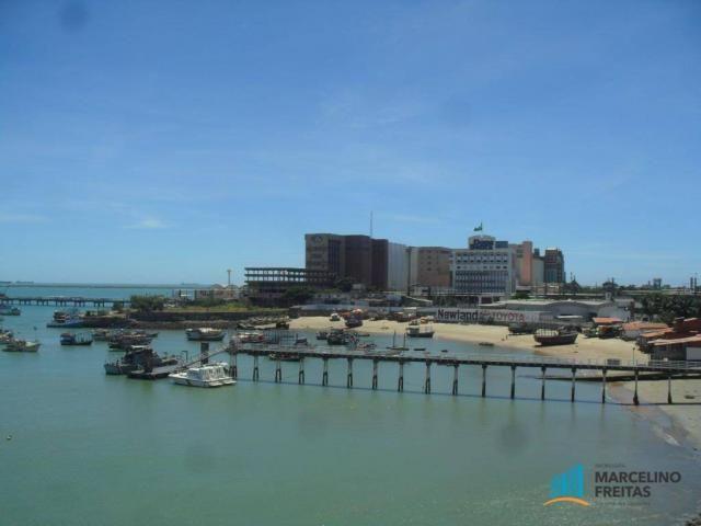 Flat residencial para locação, Mucuripe, Fortaleza. - Foto 13