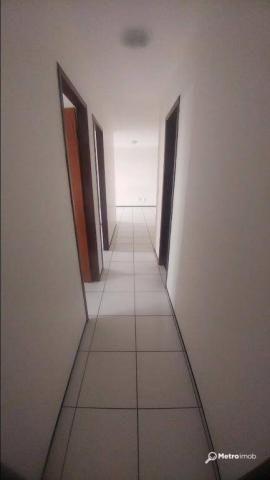 Apartamento com 3 dormitórios para alugar, 86 m² por R$ 2.400,00/mês - Jardim Renascença - - Foto 10