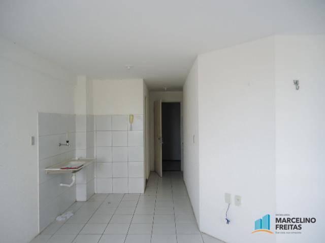 Apartamento com 1 dormitório para alugar, 50 m² por R$ 609,00/mês - Centro - Fortaleza/CE - Foto 7