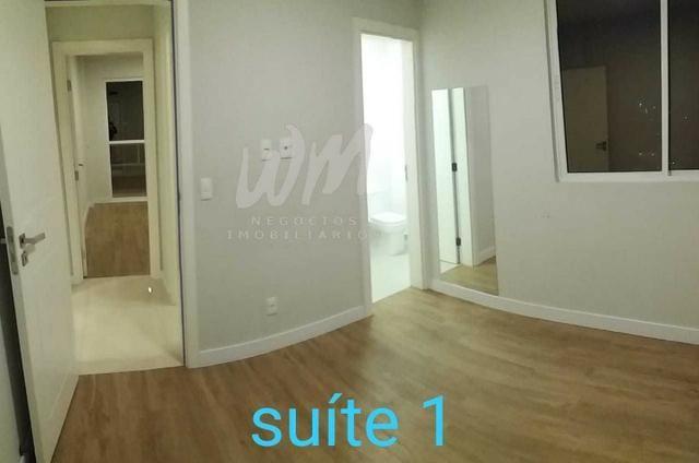 Locação apartamento semi-mobiliado com 2 vagas de garagem | Bairro Vila Operária - Foto 6