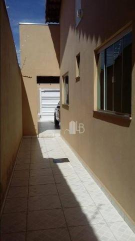 Casa com 3 dormitórios para alugar, 110 m² por R$ 1.600,00/mês - Jardim Holanda - Uberlând - Foto 3