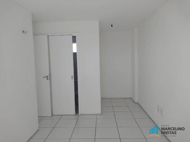 Apartamento com 3 dormitórios para alugar, 63 m² por R$ 1.509/mês - Monte Castelo - Fortal - Foto 11