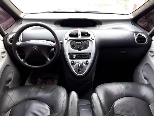 Citroën Xsara Picasso 2.0 16v Gasolina Automático Partic. Bancos em Couro. * - Foto 5