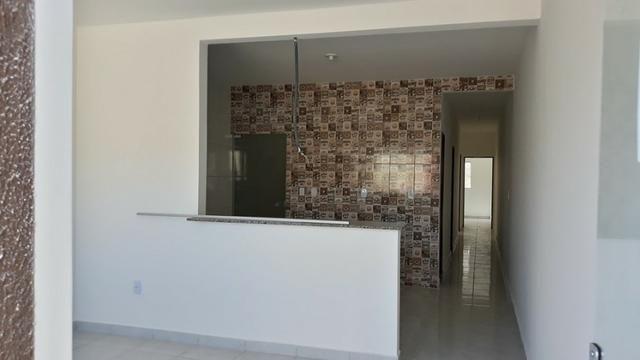 Casa de 3 Quartos com suite pronta para morar a 5 minutos do Shopping Sul! - Foto 5