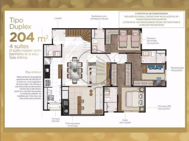Apartamento à venda com 4 dormitórios em Taquaral, Campinas cod:CO001133 - Foto 3