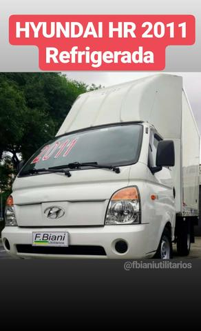 HR Hyundai Baú Refrigerado 2011